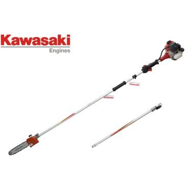 KAWASAKI ERGOMAC PSE-2700K - TJ-27 Κονταροαλυσοπρίονο βενζίνης - 26,3cc/1,03Hp
